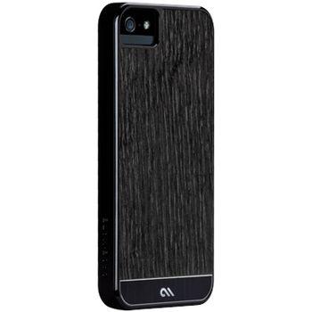 Case Mate Artistry Woods pro iPhone 5 - popelavě černá