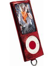 Krusell pouzdro Encore - Apple iPod Nano 5G - červená