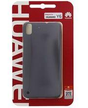 Huawei tenké pouzdro 0.8mm pro Y6, černé