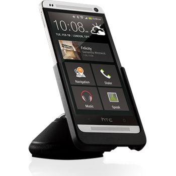HTC držák do auta s nabíjením CAR D190 pro HTC One (M8), ekologické balení