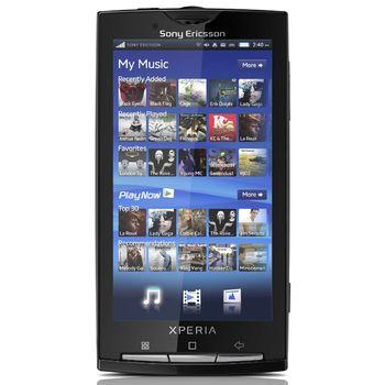 Sony Ericsson Xperia X10 Black
