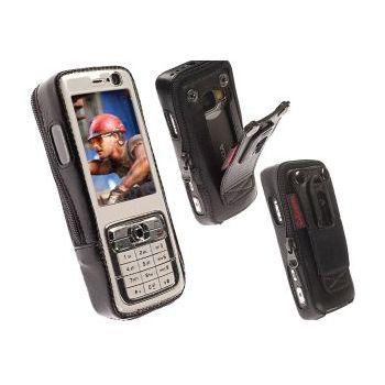 Krusell pouzdro Classic - Nokia N73 - černé