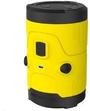 Scosche vodotěsný reproduktor boomBottle H20 BTH2OY, žlutý