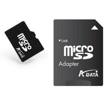 A-Data MicroSD 512MB - bazarové zboží