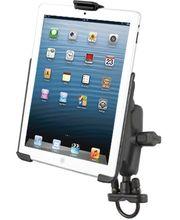 RAM Mounts držák na Apple iPad mini na motorku nebo na kolo na řídítka, Ø objímky 12,7-31,75 mm, sestava RAM-B-149Z-AP14U