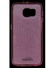 Kisswill TPU Shine pouzdro pro Samsung G800 Galaxy S5mini, růžové