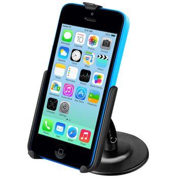RAM Mounts držák na iPhone 5C do auta na palubní desku se silným samolepícím úchytem, SB čep, sestava RAP-SB-180-AP16U