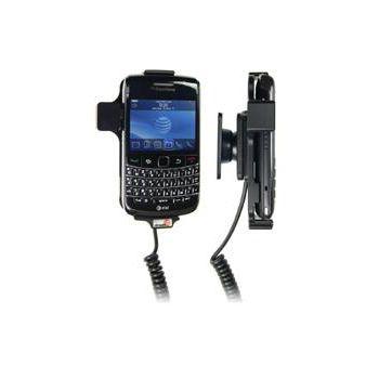 Brodit držák do auta na BlackBerry Bold 9700 bez pouzdra, s nabíjením z cig. zapalovače
