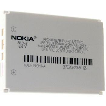 Baterie náhradní (ekv.BLC-2) Li-Ion 950 mAh pro Nokia 3310/3330 3,7V 1100mAh
