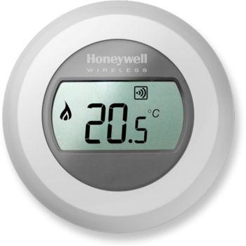 Honeywell Evohome Round T87RF2025, bezdrátový digitální pokojový ovladač