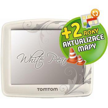 TomTom White Pearl Europe 42 + 2 roky map Zdarma
