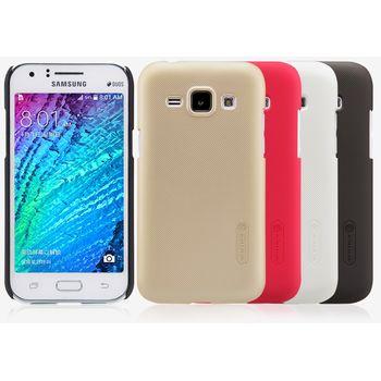 Nillkin zadní kryt Super Frosted pro Samsung J100 Galaxy J1, hnědý