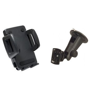 Sestava SH držáku mini Phone Gripper 6 (1245-46) s malým držákem 150mm, otočná hlava o 360°