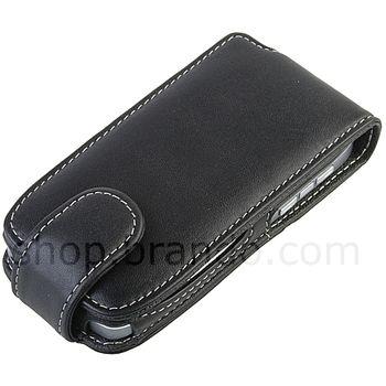 Pouzdro kožené Brando Flip Top - Nokia E72