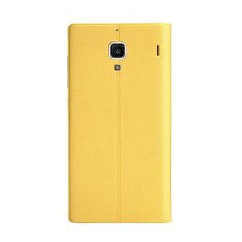 Xiaomi flipové pouzdro pro Redmi (Hongmi), žlutá