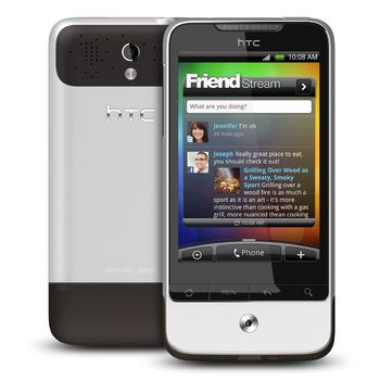 HTC Legend + 16GB karta