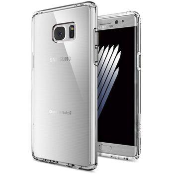 Spigen ochranný kryt Ultra Hybrid pro Galaxy Note 7, čiré