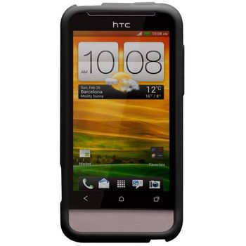 Case Mate pouzdro Emerge Smooth Case pro HTC ONE V Black