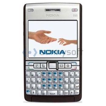 Nokia E61i - Mocca