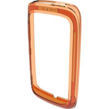 Nokia měkký kryt CC-1039 pro Nokia Lumia 610, oranžová