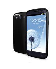 Pouzdro silikonové CELLY Gelskin pro Samsung Galaxy S III i9300, černé
