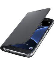 Samsung flipové pouzdro s kapsou EF-WG930PB pro Galaxy S7, černé