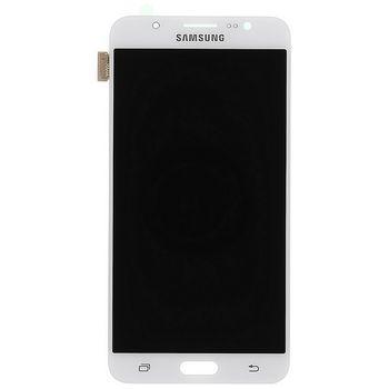 Náhradní díl LCD display + Dotyk Samsung J710 Galaxy J7 2016 bílý
