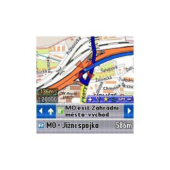 SmartMaps WM+Palm - Autoatlas ČR 1:100 000 (031)