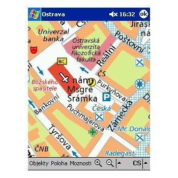 SmartMaps WM+Palm - Ostrava 1:10 000 - 1:100 000 (006)