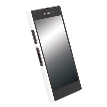 Krusell hard case - ColorCover - SONY Xperia Z1, bílá