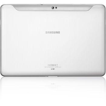 Samsung Galaxy Tab 10.1 64GB Wi-Fi + 3G bílá + Prémiová fólie Krusell