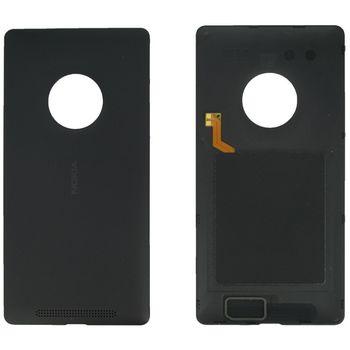 Náhradní díl kryt baterie vč. NFC pro Nokia Lumia 830, černý