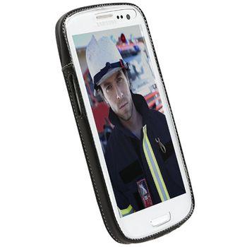 Krusell pouzdro Classic - Samsung i9300 Galaxy S III