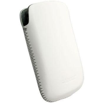 Krusell pouzdro Donso M - HTC Desire C/HD Mini/Legend,Nokia N8/5800/E72/E75 112 112x57x13 mm(bílá)