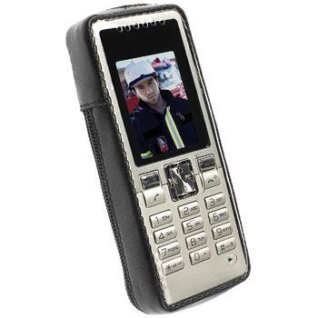 Krusell pouzdro Classic - Sony Ericsson T250i