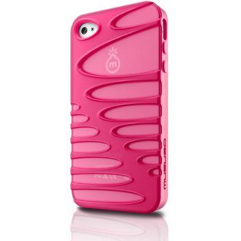 Musubo pouzdro Sexy pro Apple iPhone 4/4S - magenta