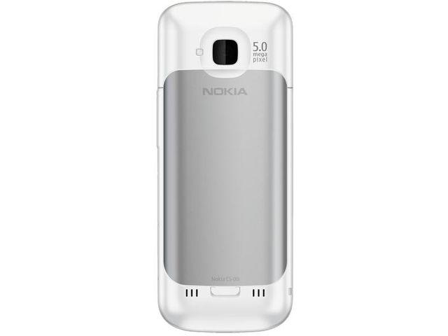 obsah balení Nokia C5-00.2 + Nabíjecí sada na kolo Nokia