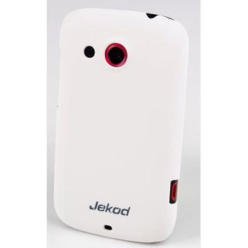 JEKOD Super Cool Pouzdro pro HTC Desire C - bílá
