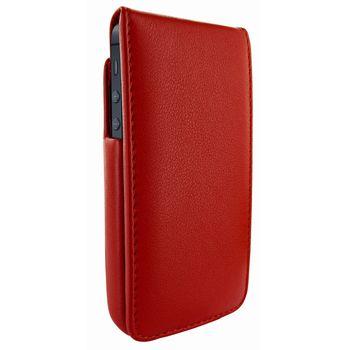 Piel Frama pouzdro pro iPhone 5 iMagnum 2, Red