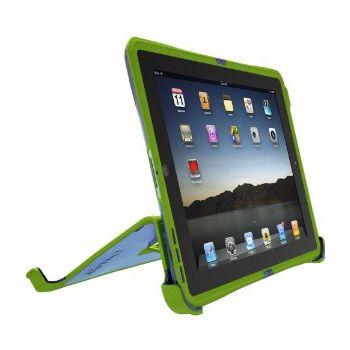 Otterbox - Reflex pro Nový iPad, iPad 2, iPad s Retina displejem - modrozelená