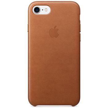 Apple kožený kryt pro iPhone 7, sedlově hnědý