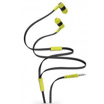Tylt stereofonní headset Tunz Headphones Universal, černo-zelené