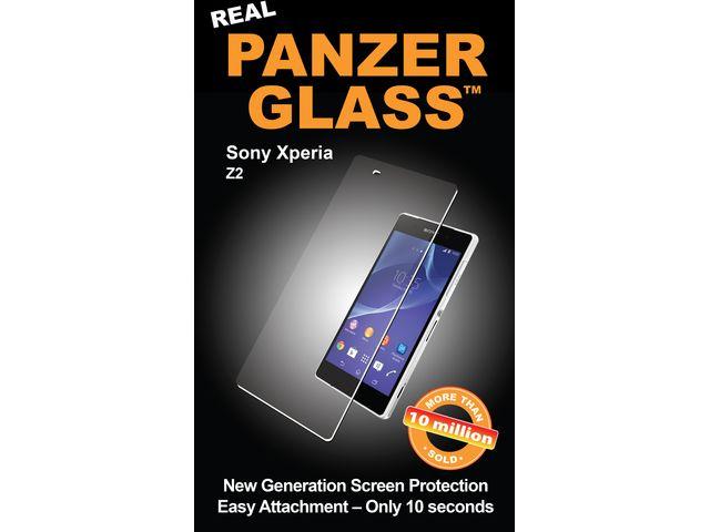 obsah balení Krusell pouzdro FlipCover Malmö černá + PanzerGlass sklo pro Sony Xperia Z2