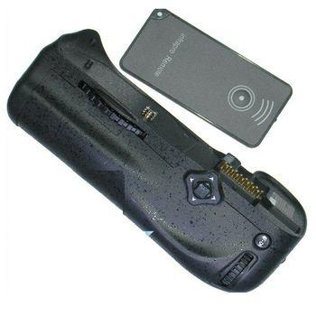 Grip bateriový pro NikonD300, D700, D900, pro ENEL3E nebo 8ks AA