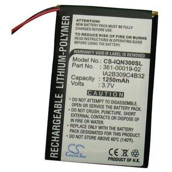 Baterie pro Garmin Nüvi 300,310,350,370 1250mAh li-ion
