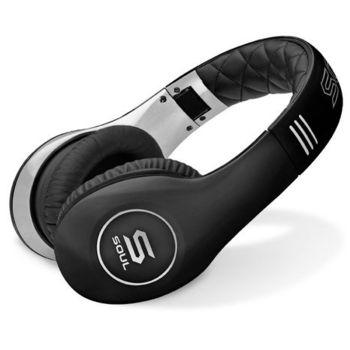 Soul by Ludacris SL150CB náhlavní sluchátka - šedá
