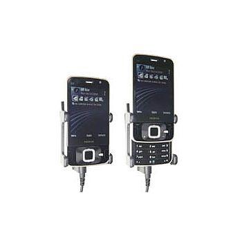 Brodit držák do auta pro Nokia N96 s kabelem CA-116/113/134 bez nabíjení
