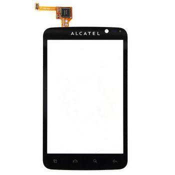 Náhradní díl dotyková deska pro Alcatel OT991, černá