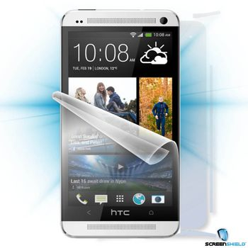 Fólie ScreenShield HTC One - celé tělo