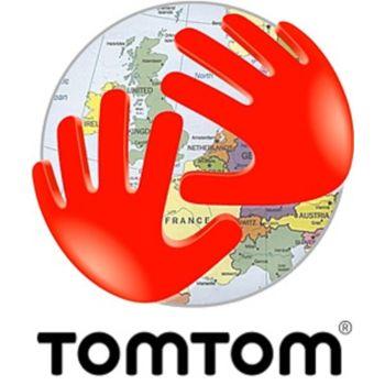 Služba Aktualizace map/y pro navigaci TomTom (nezahrnuje cenu map/updatu)